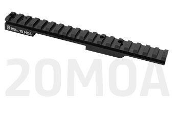 Barton GunWorks Rem700 Picatinny Rail
