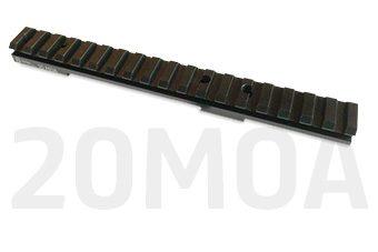 Barton GunWorks Tikka T3x Picattiny Rail